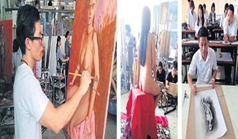 Bên trong thế giới người mẫu khỏa thân Thái Lan