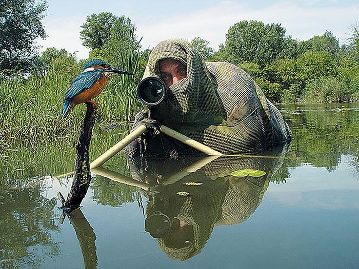 [Chùm ảnh] Những nhiếp ảnh gia 'điên rồ' nhất mọi thời đại