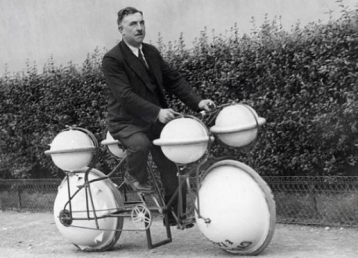 [Chùm ảnh] Những phát minh 'siêu' hài hước của người xưa