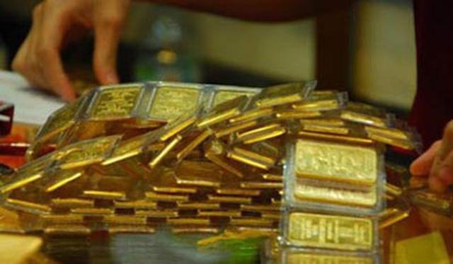 Nghịch chiều thế giới, giá vàng SJC giảm tới 3,2 triệu đồng/lượng