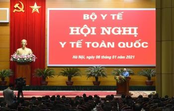 Thủ tướng Nguyễn Xuân Phúc dự Hội nghị Y tế toàn quốc