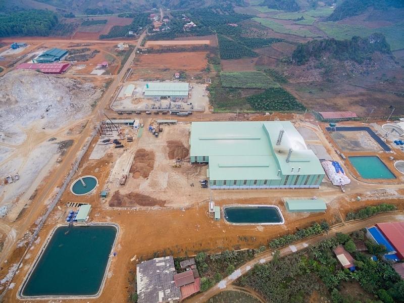 Bổ sung KCN Vân Hồ vào quy hoạch