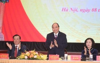 Thủ tướng dự Hội nghị triển khai nhiệm vụ năm 2021 ngành tài chính