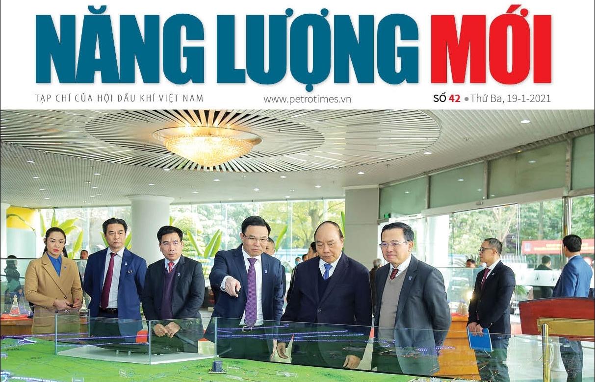 Đón đọc Tạp chí Năng lượng Mới số 42, phát hành thứ Ba ngày 19/1/2021