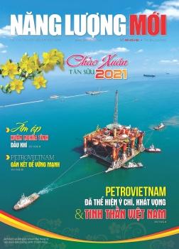 Đón đọc Tạp chí Năng lượng Mới số 44+45+46, phát hành thứ Ba ngày 2/2/2021