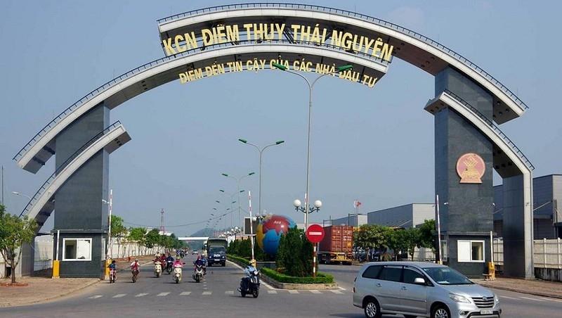 Điều chỉnh, bổ sung quy hoạch KCN tỉnh Thái Nguyên