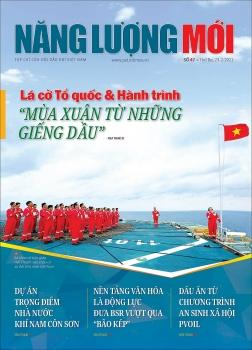 Đón đọc Tạp chí Năng lượng Mới số 47, phát hành thứ Ba ngày 23/2/2021