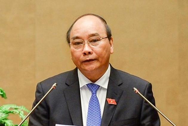 Thủ tướng Chính phủ trả lời chất vấn về xây dựng Khu đô thị khoa học Quy Hòa