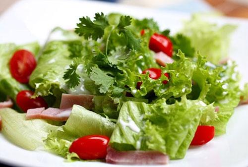 Lấy thực phẩm trị… thực phẩm