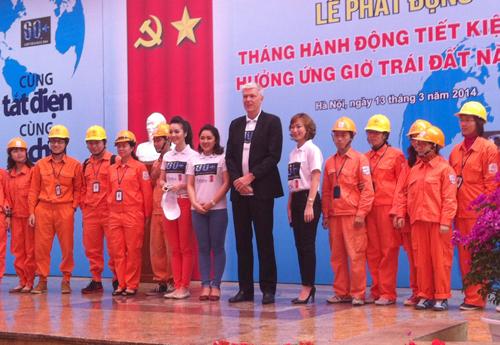 Tiết kiệm điện ở Hà Nội