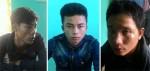 Quảng Bình: Bắt nhóm chuyên cướp đêm
