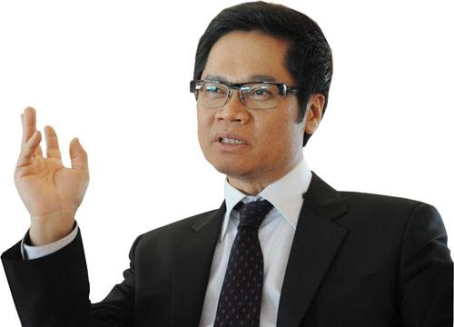 Chủ tịch VCCI Vũ Tiến Lộc: Đột phá thể chế không chỉ là thông điệp