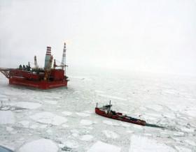 Lên Biển Bắc xem khai thác dầu