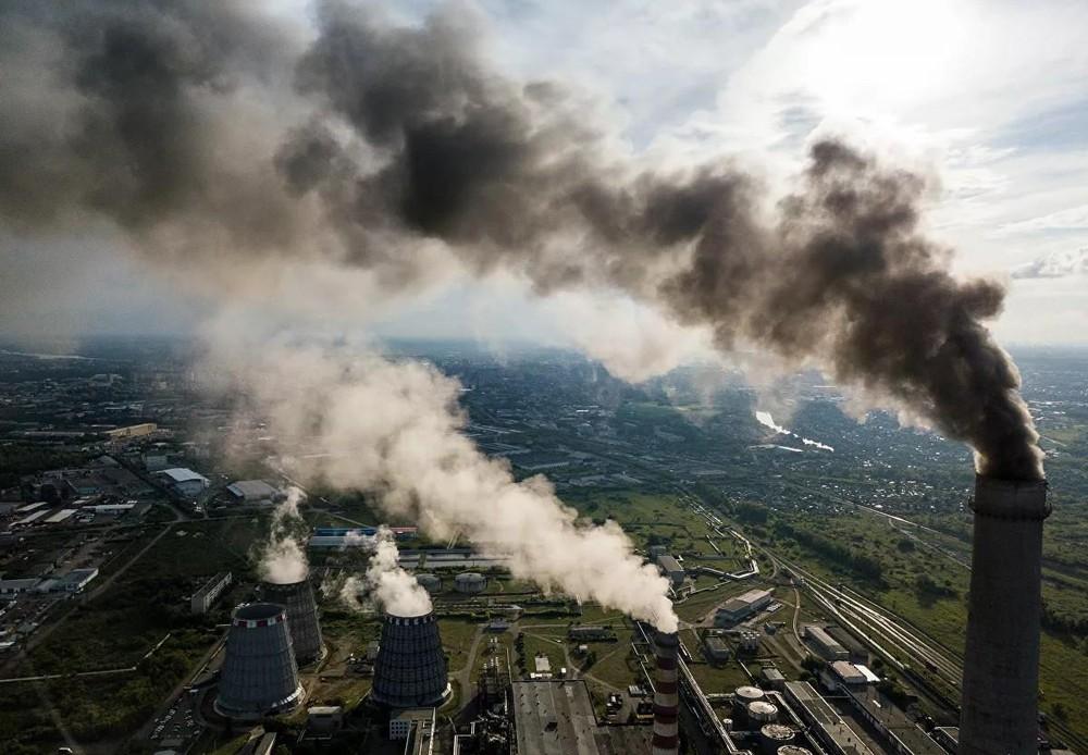 CO2 trong khí quyển lại phá kỷ lục