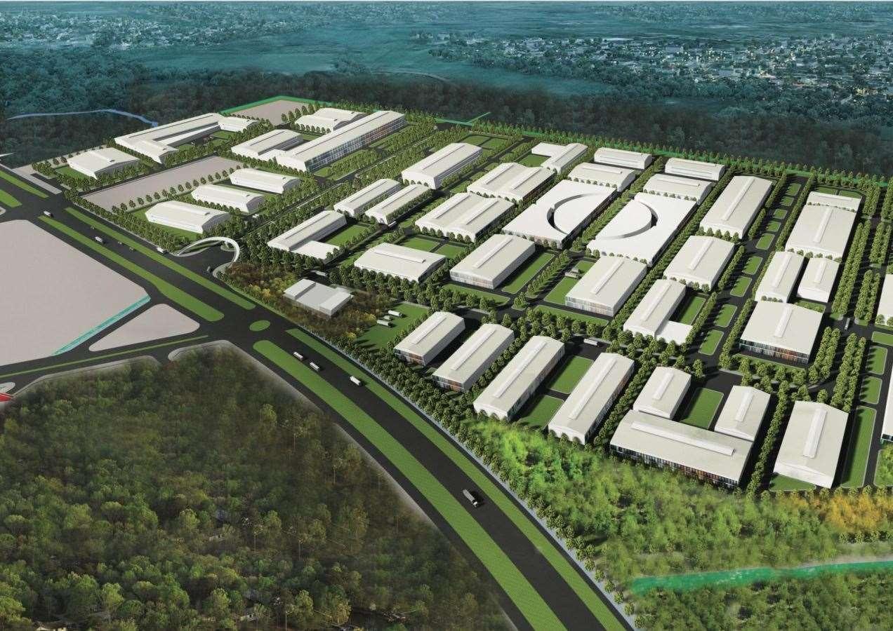 Bổ sung KCN Đồng Sóc vào quy hoạch vùng ĐBSCL