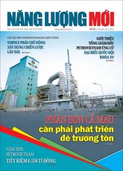 Đón đọc Tạp chí Năng lượng Mới số 50, phát hành thứ Ba ngày 16/3/2021