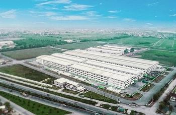 Đầu tư xây dựng và kinh doanh kết cấu hạ tầng KCN Kim Thành