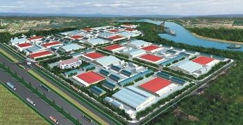 Đầu tư xây dựng cơ sở hạ tầng KCN Phúc Điền mở rộng