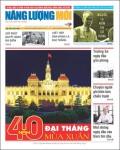 Đón đọc Báo Năng lượng Mới số 416+417+418, phát hành thứ Sáu ngày 24/4/2015