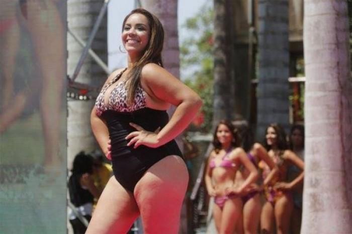 Thí sinh 75kg lọt chung kết Hoa hậu Hoàn vũ Peru