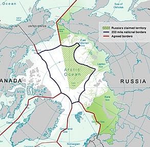 Bắc cực - cơ sở tài nguyên chiến lược của Nga