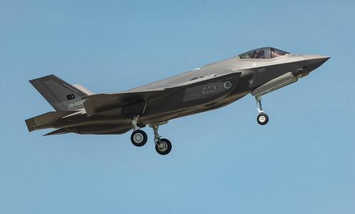 Siêu tiêm kích F-35 - quân bài mặc cả giữa Mỹ và Thổ Nhĩ Kỳ