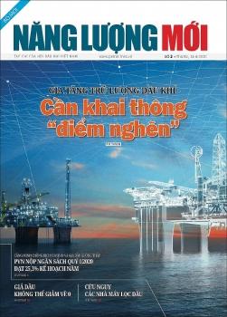 Đón đọc Tạp chí Năng lượng Mới số 2, phát hành thứ Ba ngày 14/4/2020