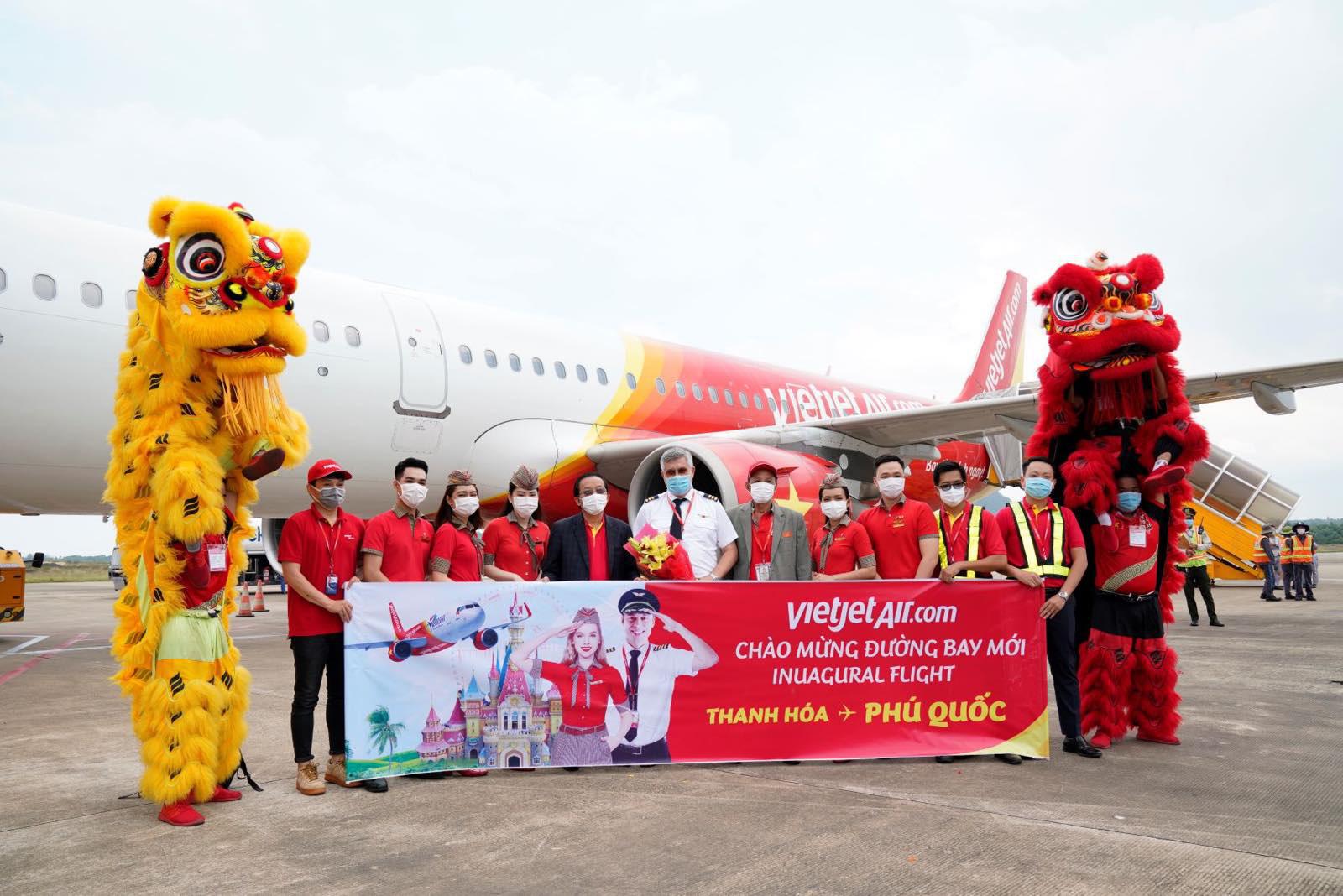 Siêu ưu đãi kỳ nghỉ trọn gói từ 10 đường bay Vietjet tới Phú Quốc