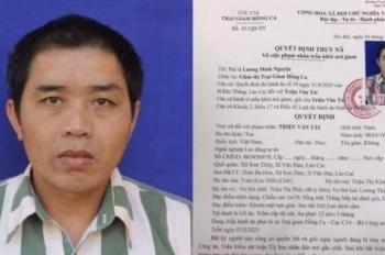 Yên Bái: Hơn 200 cảnh sát truy bắt kẻ vượt ngục