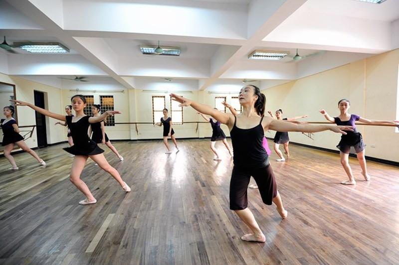 Các trường đại học nghệ thuật được tiếp tục tuyển sinh trung cấp, cao đẳng đặc thù