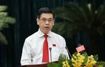 Chủ tịch UBND quận 1 được bầu làm Phó Chủ tịch HĐND TP HCM