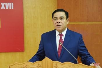 Phê chuẩn Chủ tịch UBND tỉnh Hà Tĩnh