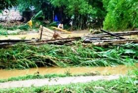 Lào Cai: Lũ quét bất ngờ làm 4 người chết, 6 người bị thương