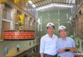 Nhà máy Thủy điện Hủa Na: Một dự án chất lượng cao