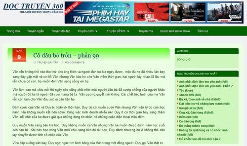 sach lau tren mang cuoc chien tac quyen kho phan thang bai