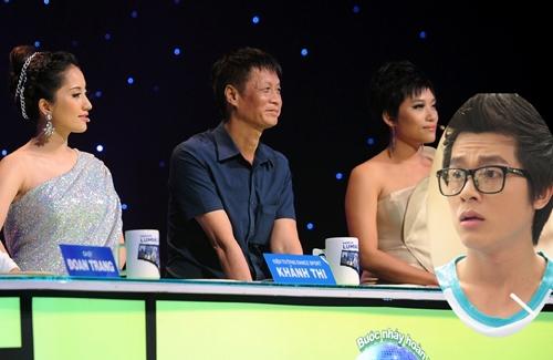 Giám khảo chương trình truyền hình thực tế: Những người ngồi nhầm ghế?