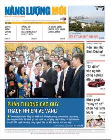 Đón đọc Báo Năng lượng Mới số 424, phát hành thứ Sáu ngày 22/5/2015
