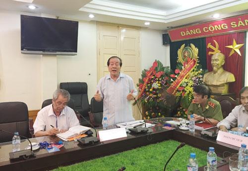 Không chấp nhận Hội viên Hội Nhà văn tham gia các tổ chức bất hợp pháp