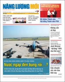 Đón đọc Báo Năng lượng Mới số 426, phát hành thứ Sáu ngày 29/5/2015