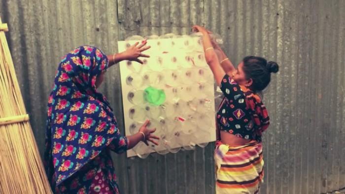 Bangladesh phát minh ra điều hòa chạy không cần điện