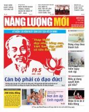 don doc bao nang luong moi so 523 phat hanh thu ba ngay 1752016