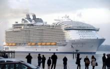 Cận cảnh du thuyền lớn nhất thế giới