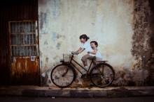 Kinh ngạc những bức tranh đường phố sống động như thật