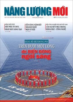 Đón đọc Tạp chí Năng lượng Mới số 7, phát hành thứ Ba ngày 19/5/2020