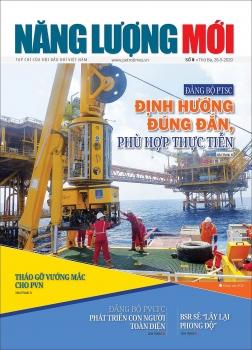 Đón đọc Tạp chí Năng lượng Mới số 8, phát hành thứ Ba ngày 26/5/2020