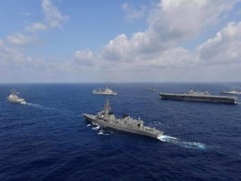 Không ngừng theo dõi tình hình Biển Đông, động thái nào của Ấn Độ đáng lưu ý?
