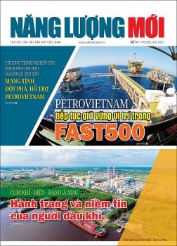 Đón đọc Tạp chí Năng lượng Mới số 57, phát hành thứ Ba ngày 4/5/2021