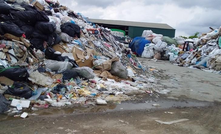 Sửa đổi một số mức phạt vi phạm về môi trường