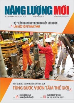 Đón đọc Tạp chí Năng lượng Mới số 61, phát hành thứ Ba ngày 1/6/2021