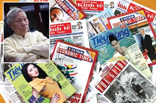 GS Đào Nguyên Cát, TBT Thời báo Kinh tế Việt Nam: Nhất - có bốn… cái nhất!